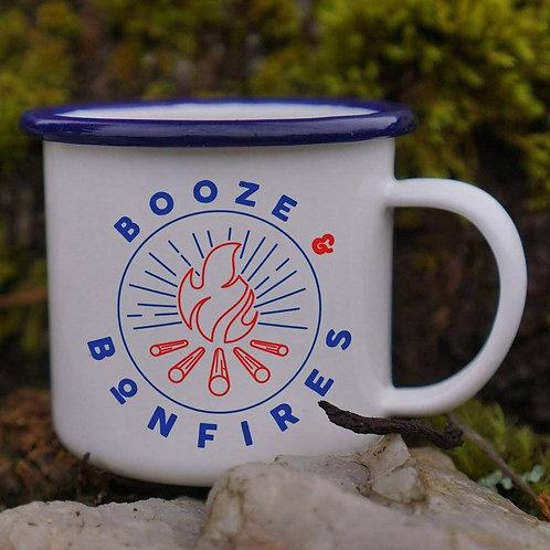 BOOZE & BONFIRES Mug