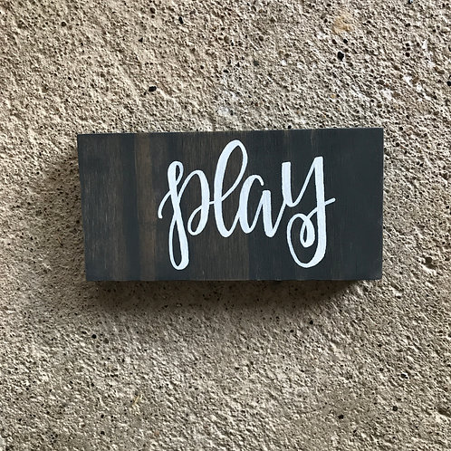 Hand-Written sign by Ever Grace Designs