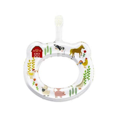 HAMICO Toothbrush - Farm Animals