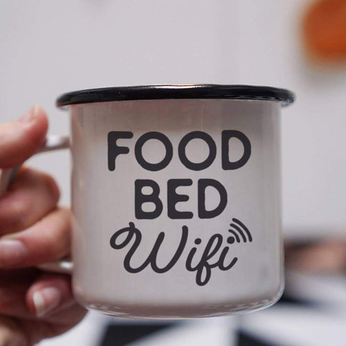 FOOD BED WIFI Mug