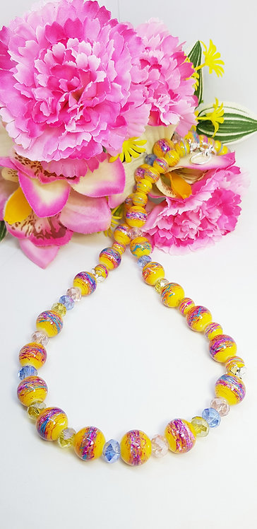 Miss Sunshine necklace