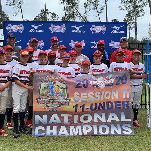2020 Session 2 National Champions