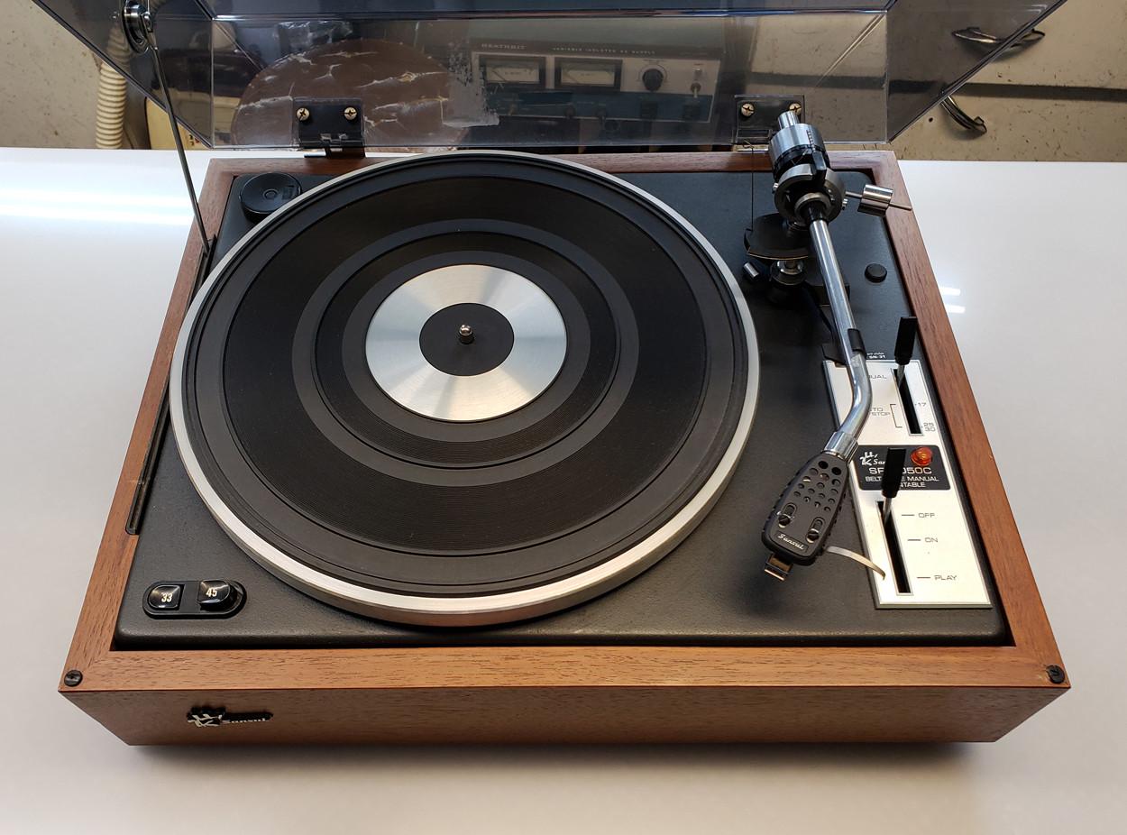 Record Changer Repair