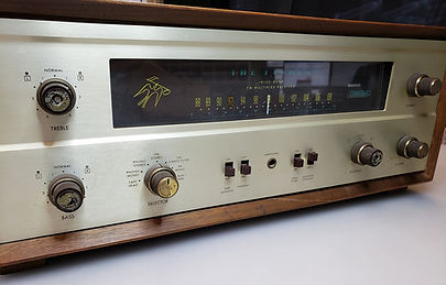 Fisher 400 Receiver