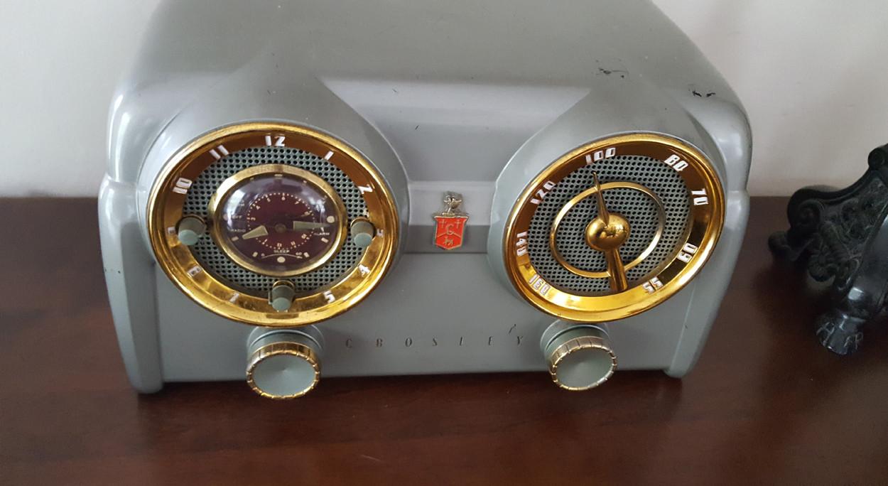 Antique Clock Radio Repair