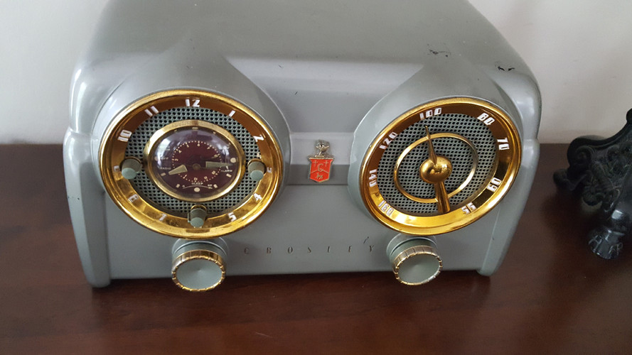Antique Clock Radio Repair