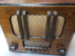 Antique RCA Radio