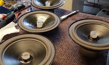 Audio Speaker Repair