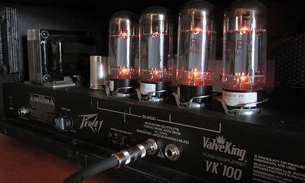 Instrument Amplifier Repair