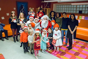 ARMENIAN LANGUAGE SCHOOL CHRISTMAS PARTY