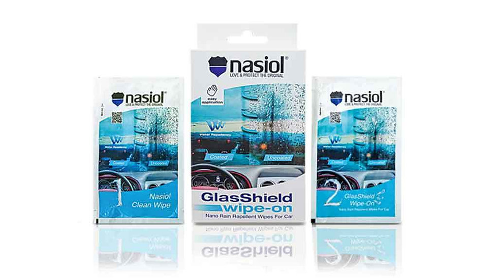 Glass Shield Wipe-On