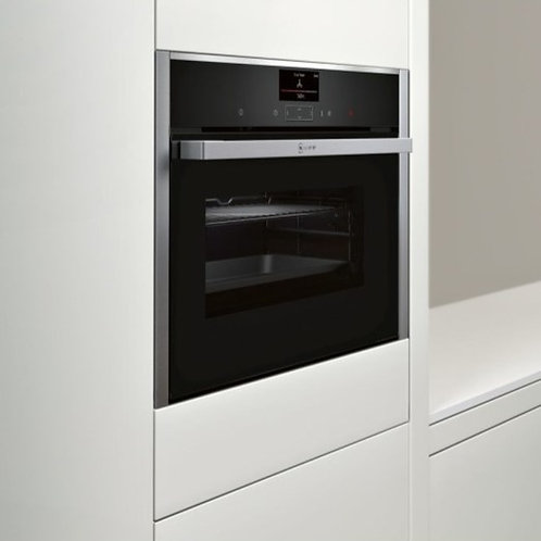 N 90, BUILT-IN COMPACT OVEN, STAINLESS STEEL C27CS22H0B