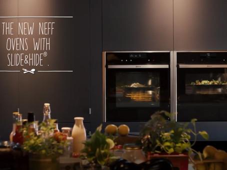 NEFF Ovens with Slide & Hide doors