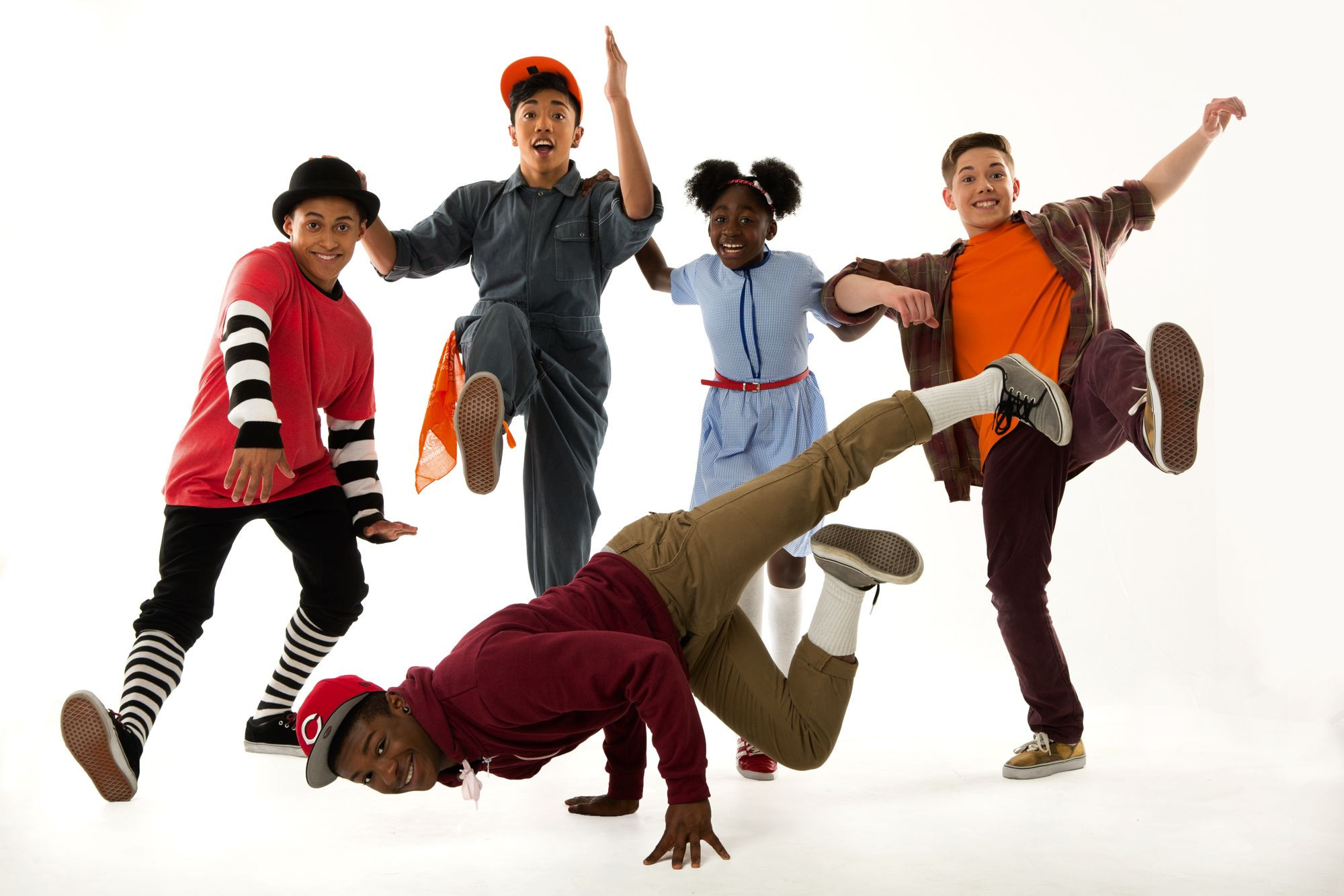 Thursday 7pm Dance ages 8 and UP