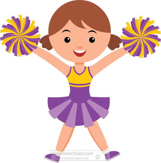 Wednesday 7pm 12 & under Cheerleading