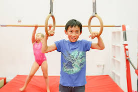 Saturday Noon Beginner Gym Class All Age