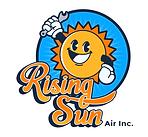Rising Sun Air inc logo