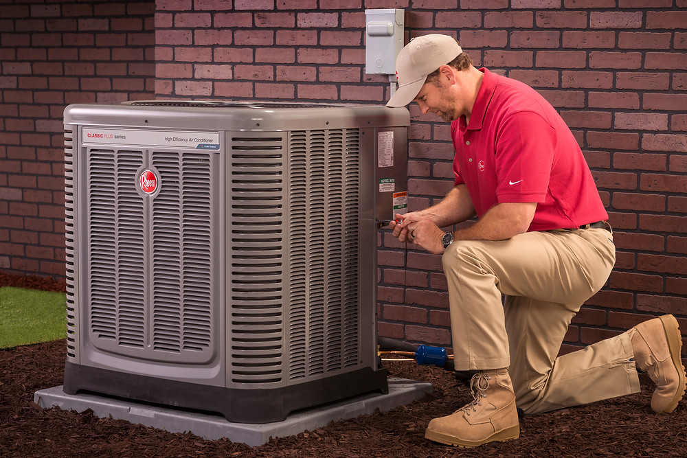 air conditioner service and cleaning