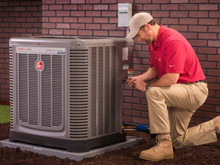 Spring Cleaning for your Air Conditioner