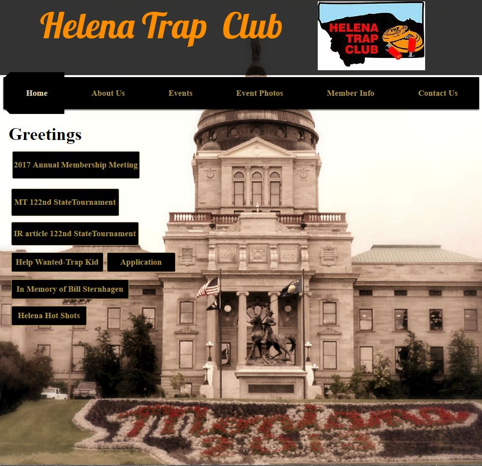Helena Trap Club capture