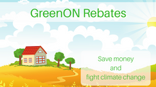 More savings available with the new Green Ontario Fund