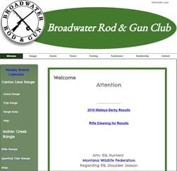 Broadwater Rod and Gun Capture