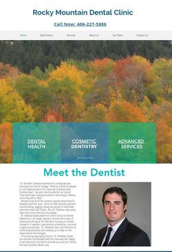 Rocky Mountain Dentist capture