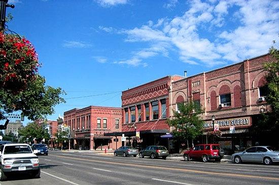 Downtown Main Street Restaurants Bozeman Montana