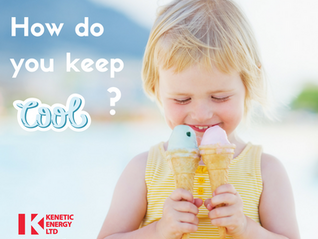 Win an air conditioner with the Kenetic Cool Contest!