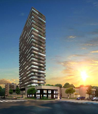 High Rise Modular Residential Tower