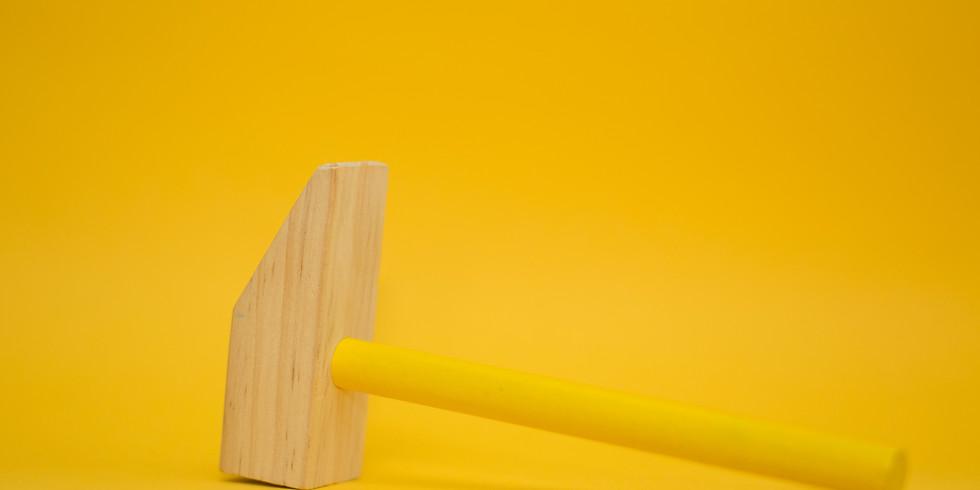 Knutselen en spelen met hout