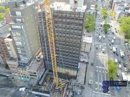 CitizenM Bowery: Modular Hotel