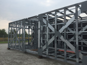 Structural Steel Cages