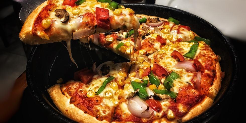 Pizza (VOLZET) GEANNULEERD