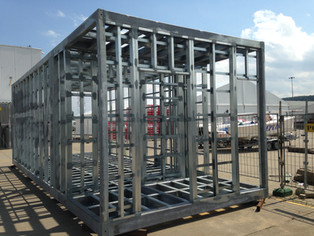 Modular Structural Steel Solutions