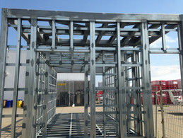 Modular Steel Cage Solutions