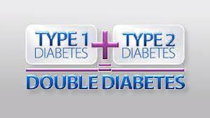 DOUBLE DIABETES