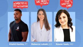 DIABETES AWARENESS MONTH 2020 WEBINAR