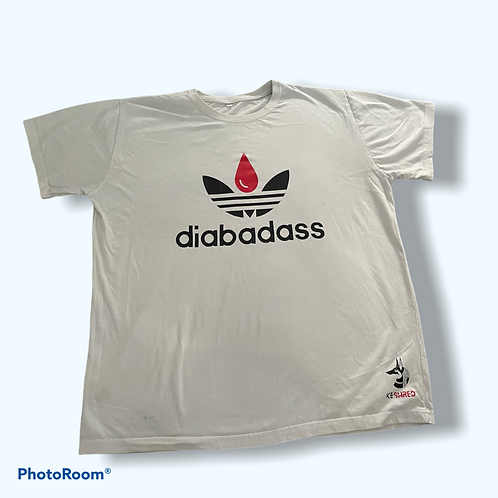 Diabadass Short Sleeve T-Shirt - Keshred