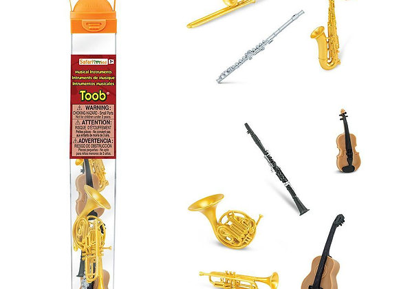 Musical Instruments Toob®