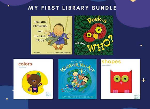 My First Library Bundle