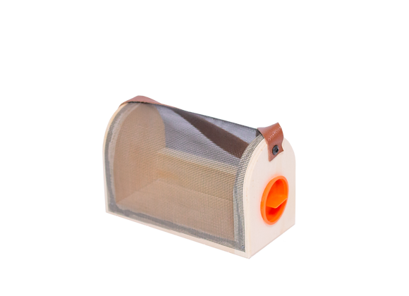 Wooden bug box