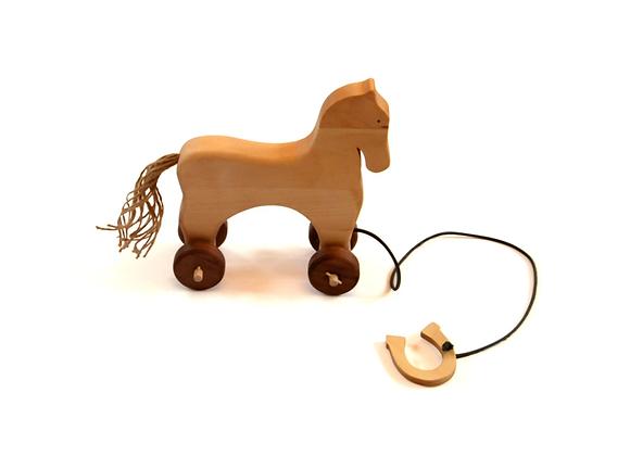 Pull Horse
