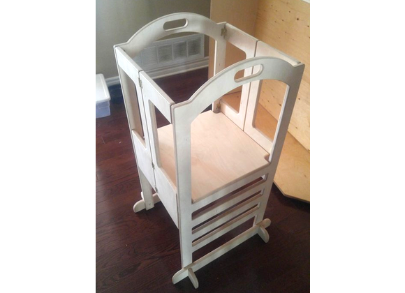 Collapsible Learning Tower