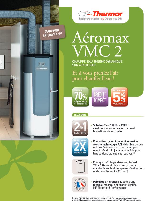 THERMOR Aéromax VMC