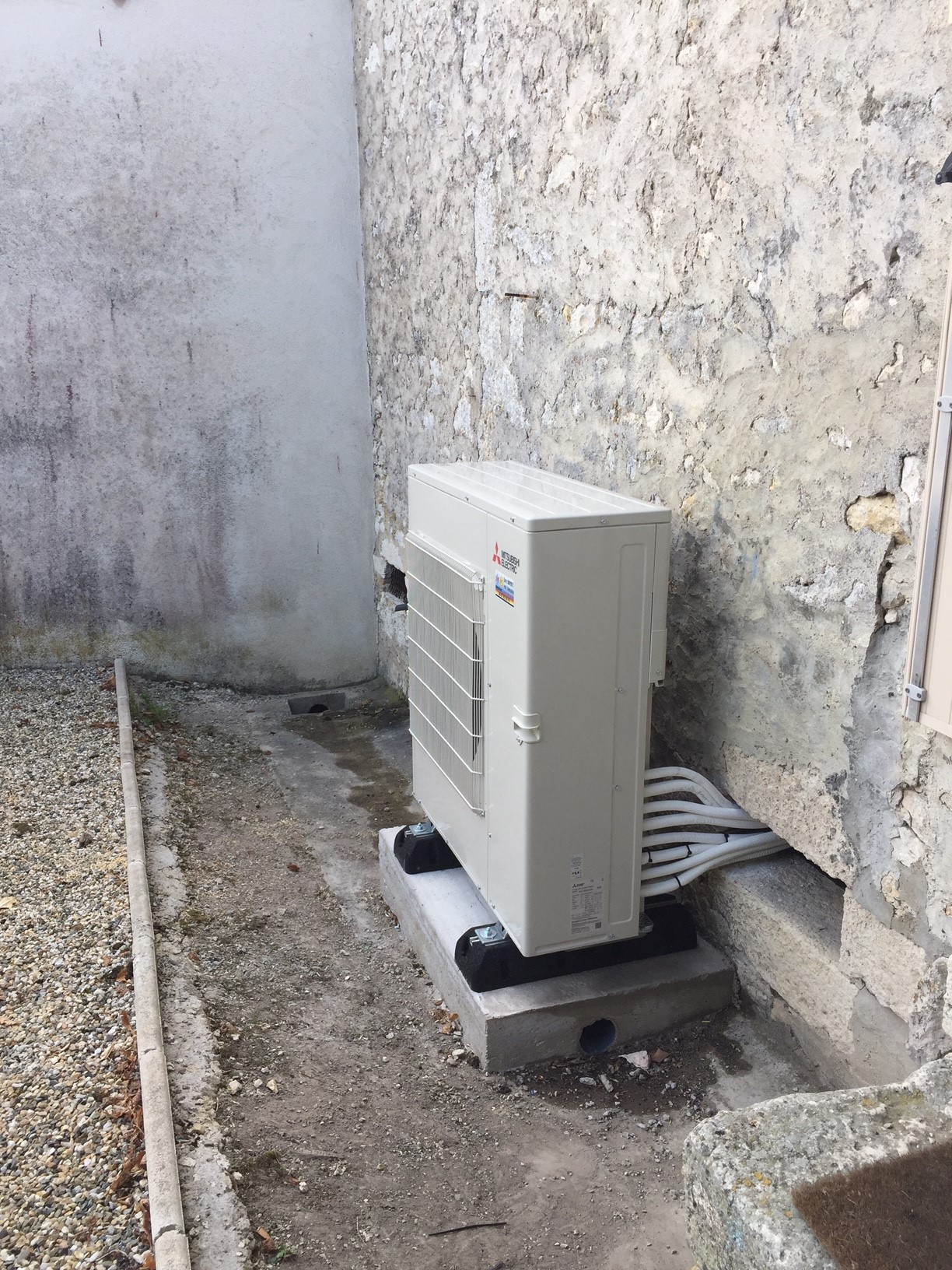 Multi-split Hyper Heating