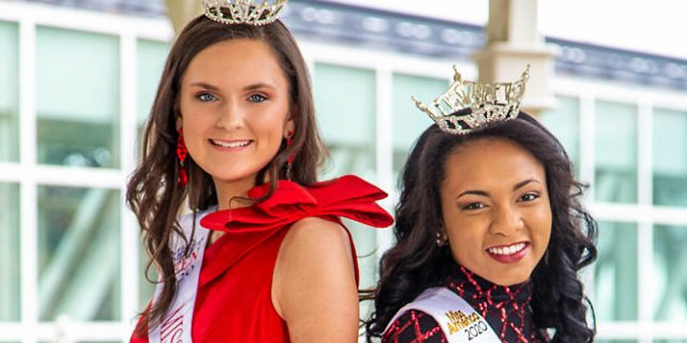 Miss Roanoke Valley 2022 Competition