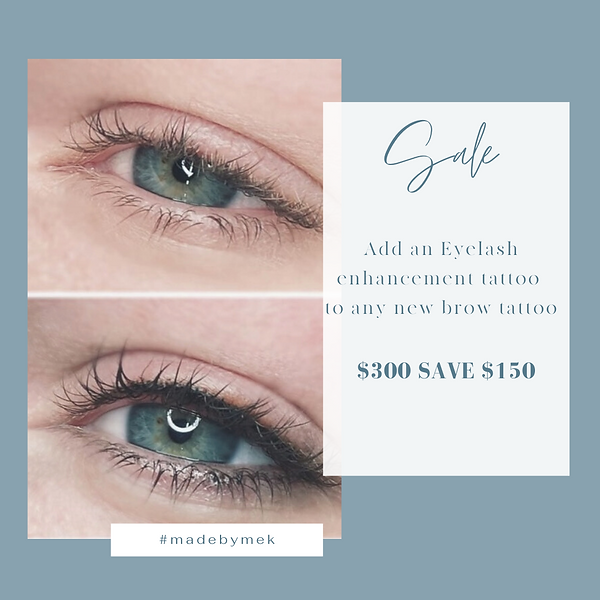 Eyelash Enhancement Sale