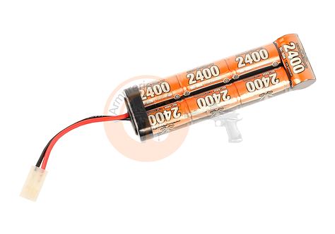 8.4V 2400mAh Large Type  Pirate Arms