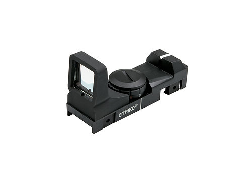 Red-green dot sight w.21mm mount
